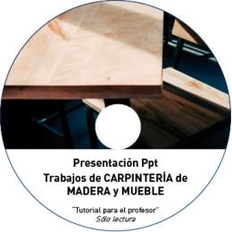 TUTORIAL - CARPINTERIA MADERA Y MUEBLE