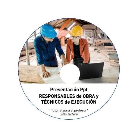 TUTORIAL - RESPONSABLES DE OBRA Y TÉCNICOS DE EJECUCIÓN 20H (TPC)