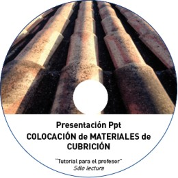 TUTORIAL - MATERIALES DE CUBRICION