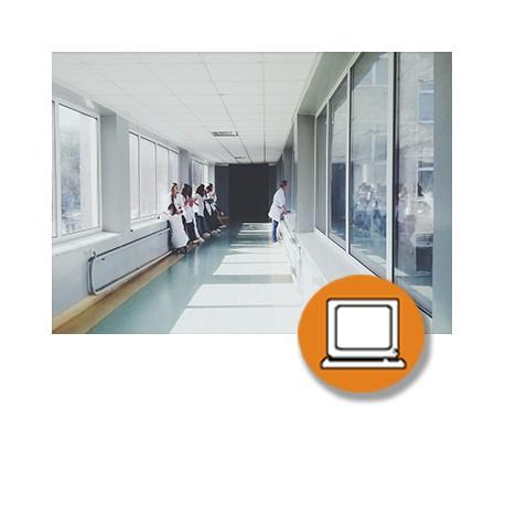LIMPIEZA EDIFICIOS PUBLICOS Y CENTROS HOSPITALARIOS (100- Autor) - ONLINE