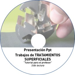 TUTORIAL - TRATAMIENTOS SUPERFICIALES (C8) (METAL NO OBRA)