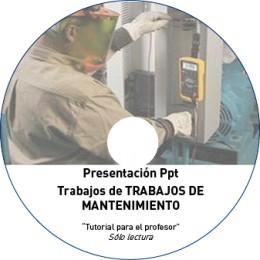 TUTORIAL - TRABAJOS DE MANTENIMIENTO