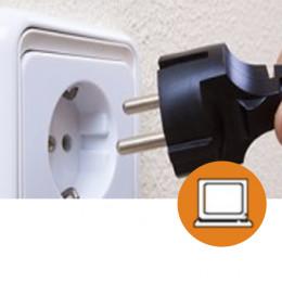 ELECTRICIDAD AT Y BT. RIESGO ELECTRICO PRL (4-20h) - ONLINE