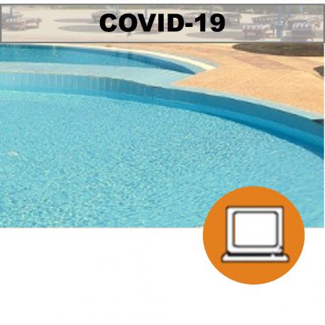CORONAVIRUS COVID19  - PISCINAS COMUNITARIAS (0-3h) - ONLINE