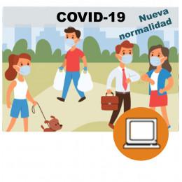 CORONAVIRUS COVID19 NUEVA NORMALIDAD (0-3h) - ONLINE