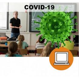 CORONAVIRUS COVID19 - CENTROS DOCENTES (0-3h) - ONLINE