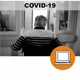CORONAVIRUS COVID19  - RESIDENCIAS/C. SANITARIOS (0-3h) - ONLINE