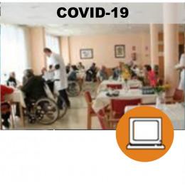 CORONAVIRUS COVID19 - RESIDENCIA MAYORES / GERIATRIA PRL (4-10h) - ONLINE
