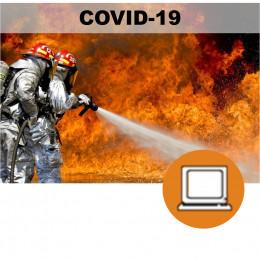EMERGENCIA Y EVACUACION+ EL FUEGO+ PRIMEROS AUXILIOS + CORONAVIRUS COVID (60h) - ONLINE