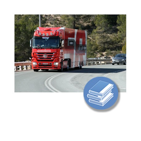 CONDUCTORES / TRANSPORTISTAS 8 / 20h TPM