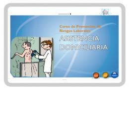 ASISTENCIA DOMICILIARIA - ATENCION SOCIOSANITARIAART19 (0-3h) - ONLINE