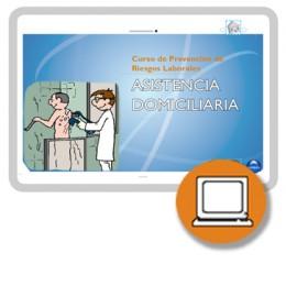 ASISTENCIA DOMICILIARIA - ATENCION SOCIOSANITARIA ART19 (0-3h) - ONLINE