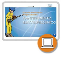 MANTENIMIENTO ELECTROMECÁNICO ART19 (0-3h) - ONLINE